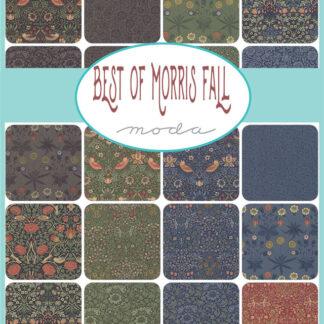Best of Morris - Fall Fabrics