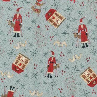 Scandinavian Christmas II Fabrics by Lynette Anderson