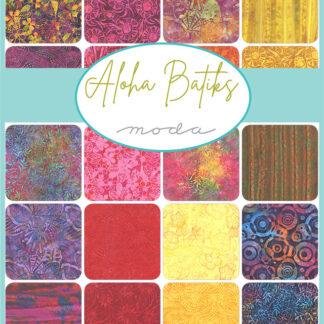 Aloha Batiks Fabric ~ Coming soon!