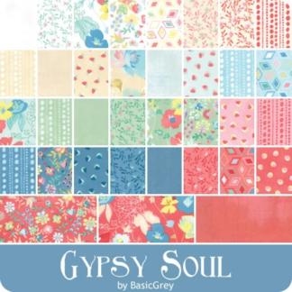 Gypsy Soul Fabric