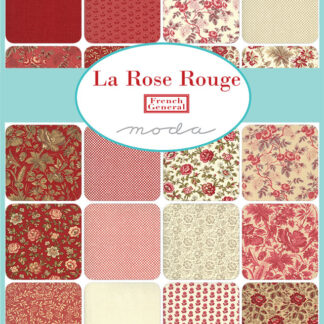 French General La Rose Rouge Fat 1/4