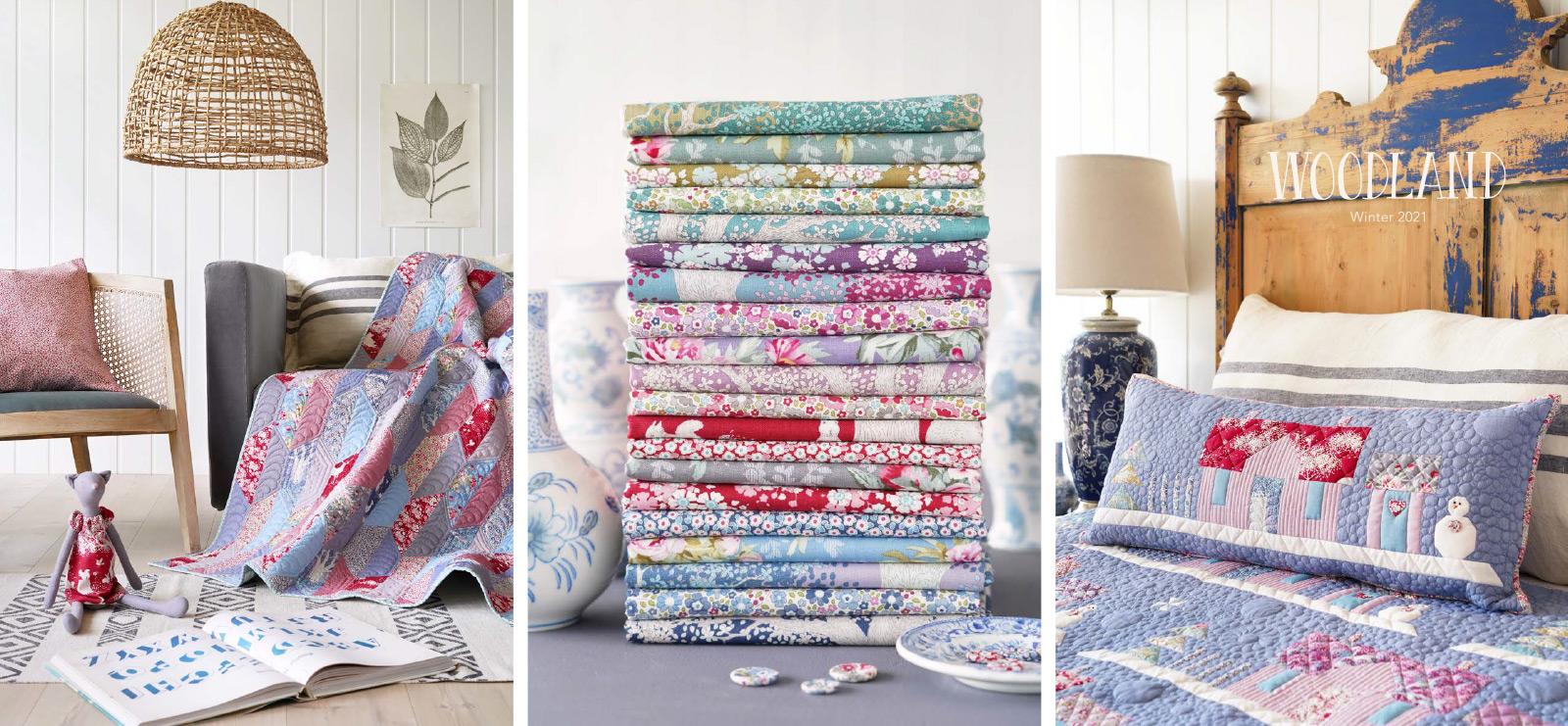 Tilda's Woodland Fabrics