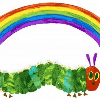 Very Hungry Caterpillar Fabrics