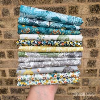 Clara's Garden Fabric