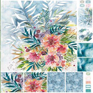 Moody Bloom & Sunshine Soul Fabric