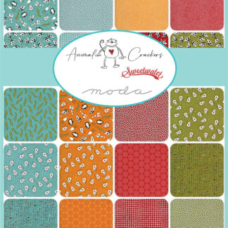 Animal Crackers Fabric - Coming Soon!