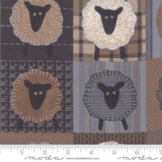 Farmhouse Flannels II Fat 1/4