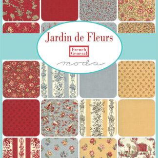 French General - Jardin de Fleurs Fat 1/4