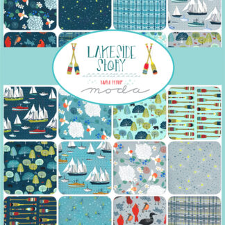 Lakeside Story Fabric - Coming Soon