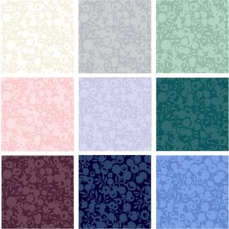 Liberty's Wiltshire Shadow - Lasenby Cotton Fabric