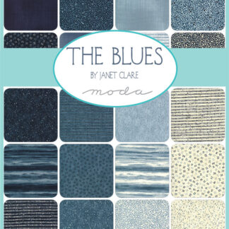 Janet Clare - The Blues Fabric