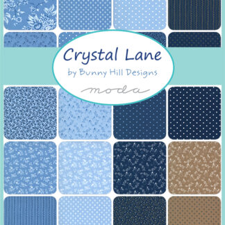 Crystal Lane by Bunny Hill Fabric - Coming Soon