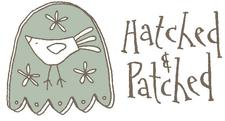 Hatched and Patched Fat 1/4s