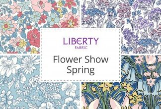 Liberty's Spring Flower Show Fabric