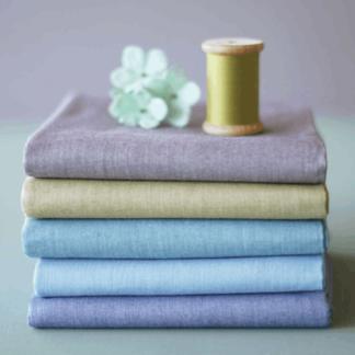 Tilda Chambray Fabric