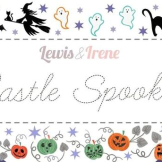Castle Spooky Fabric - Coming Soon