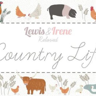 Country Life Reloved Fabric - Coming Soon