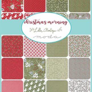 Christmas Morning Fabric & FQs