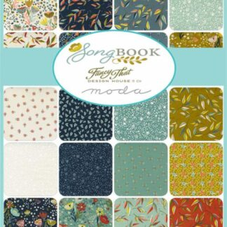 Songbook Fabric - Coming Soon