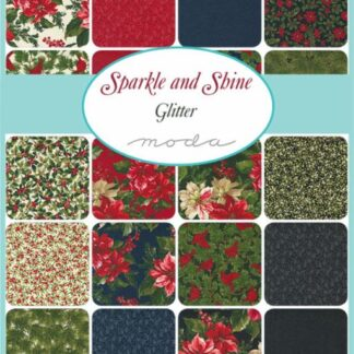 Sparkle and Shine Fabric & FQ - Coming Soon