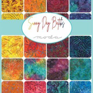 Sunny day Batiks Fabric - Coming Soon