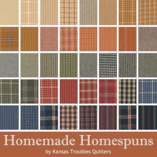 Homemade Homespun Fabric - Coming soon