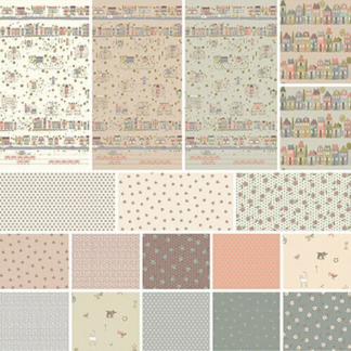 My Neighbourhood Fabric - Coming September 2021