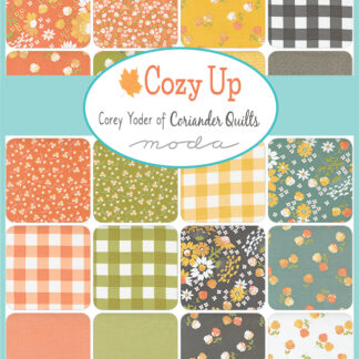 Cozy Up Fabric - Coming September