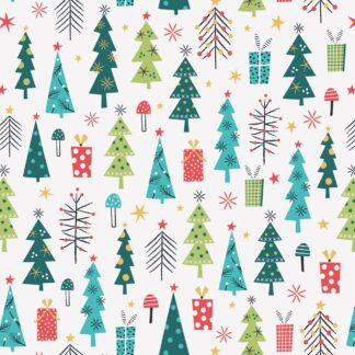 Forest Friends Fabric & FQ