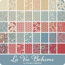 La Vie Boheme Fabric - Coming October