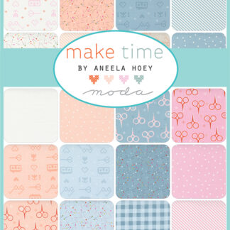 Make Time Fabric - Coming October