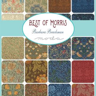 Best of Morris Fabric - Coming Oct 2021