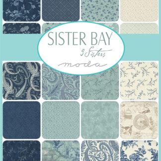 Sister Bay Fabric - Coming Jan 2022