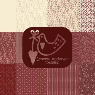 Colour of Love Fabric - Coming Feb 2022
