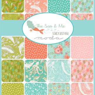 The Sea & Me Fabric - Coming Jan 2022
