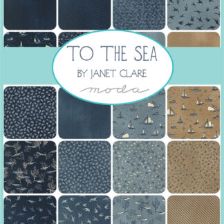 To the Sea Fabric - Coming Feb 2022