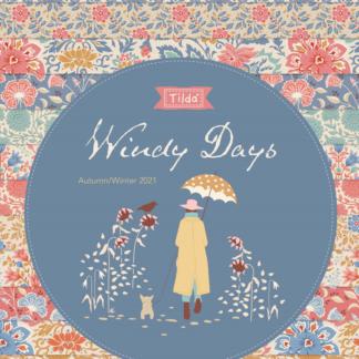 Tilda - Windy Days & Aella Blender Fat 1/4s - Coming October 2021